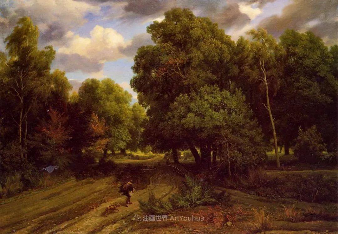 法国著名巴比松派风景画家——杜比尼插图113