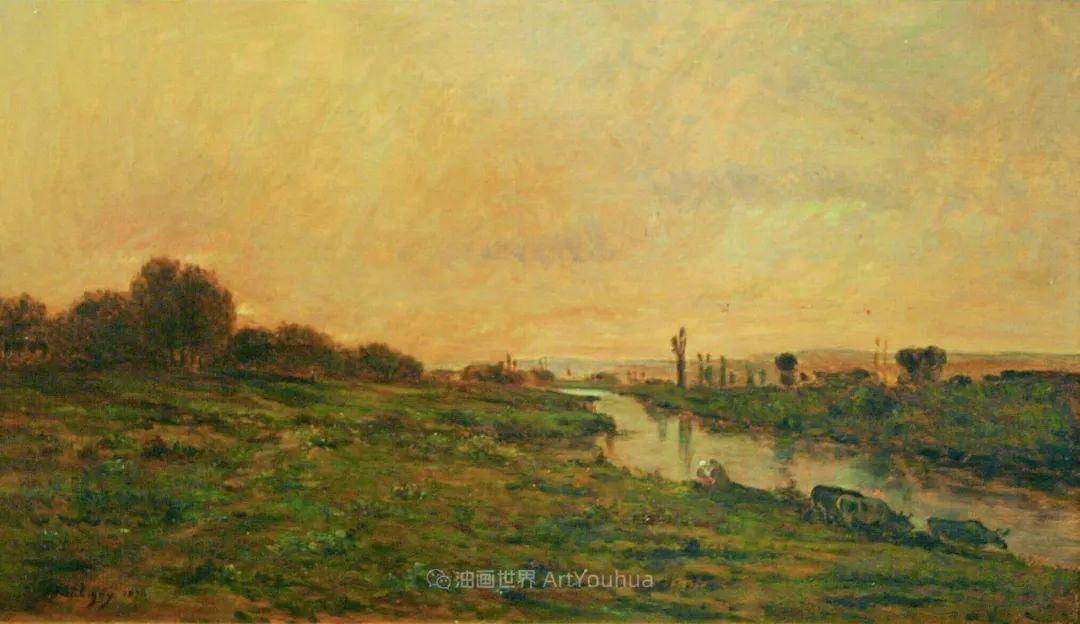 法国著名巴比松派风景画家——杜比尼插图83