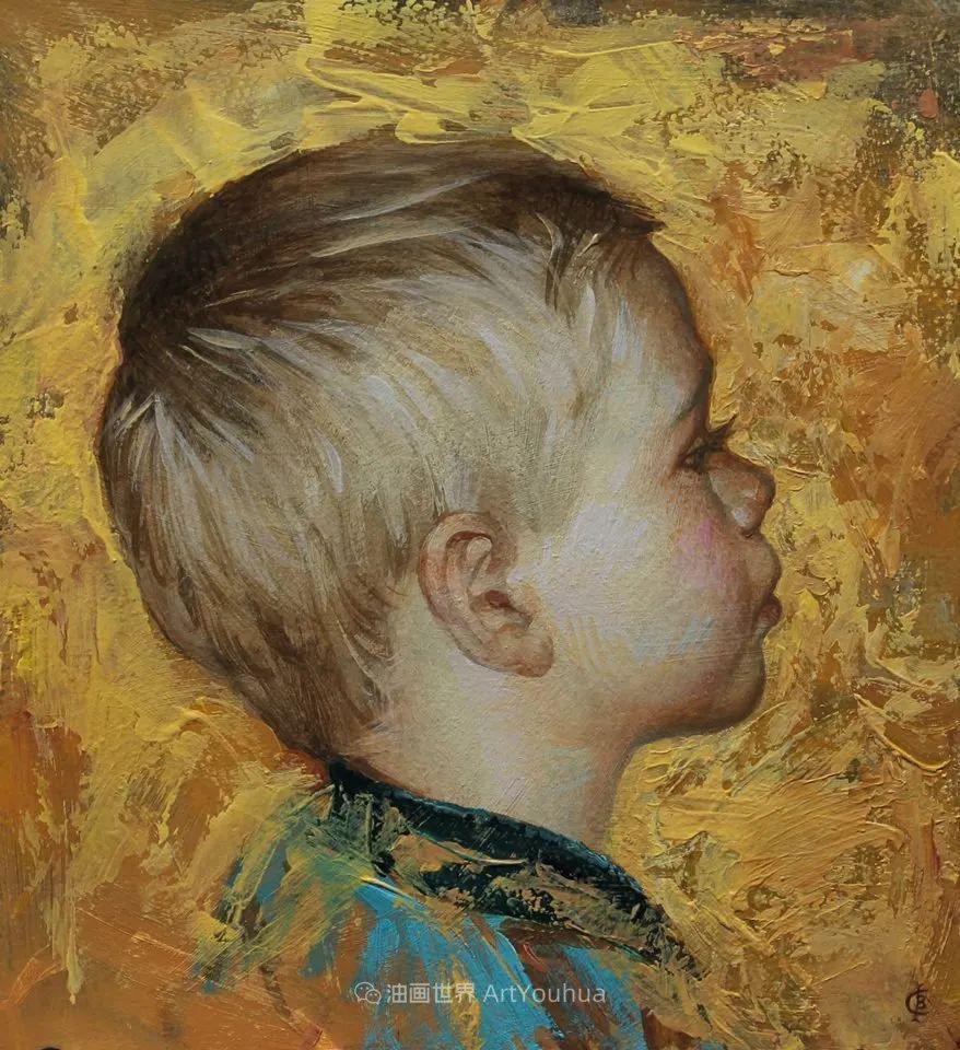 古典风格蛋彩画,俄罗斯画家弗拉基米尔·亚历山德罗维奇插图95