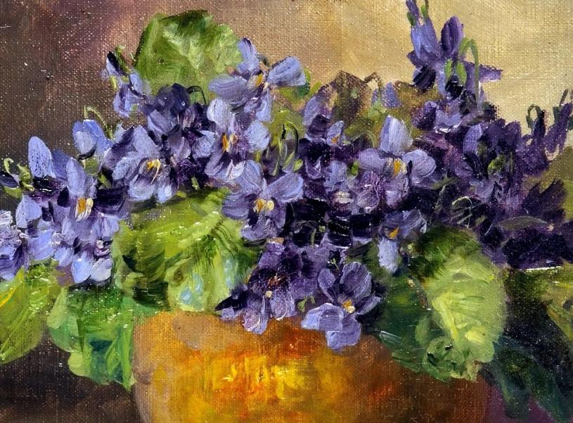 学医的他,37岁才开始自学绘画,笔下五颜六色的花束,太美了!插图47