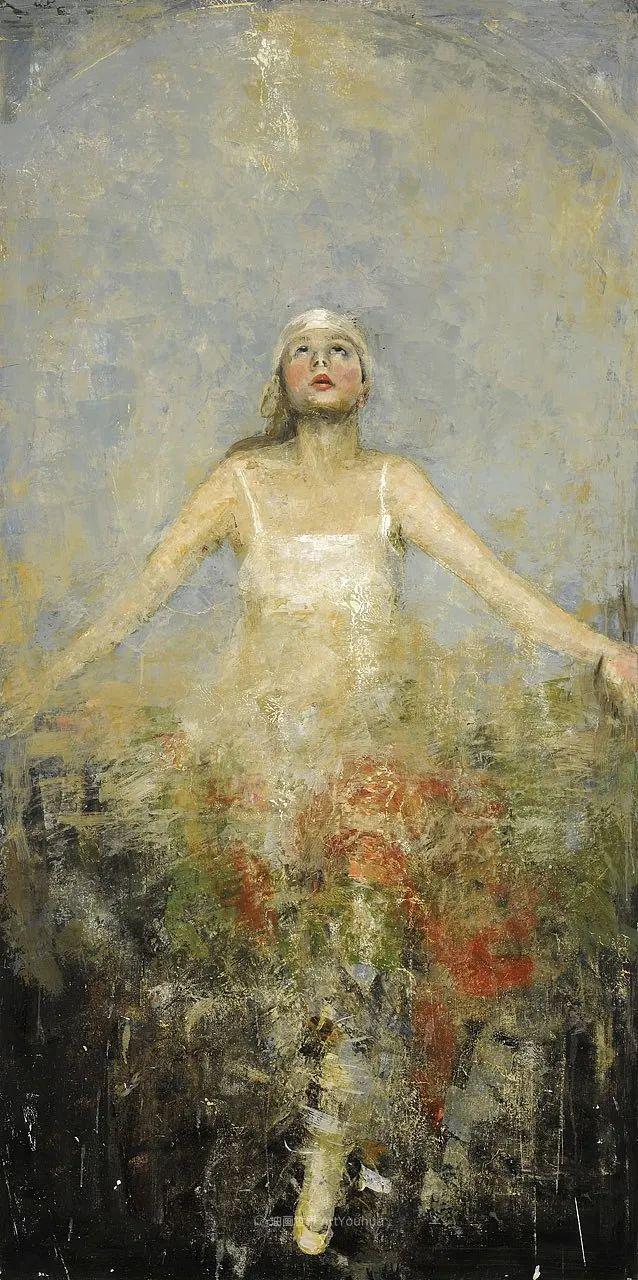 马耳他女画家 Goxwa Borg 戈克斯瓦·博格作品欣赏: 古典又现代!插图77