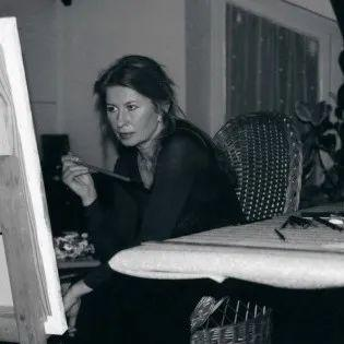 具象现实主义,波兰女画家阿丽娜·西贝拉插图11