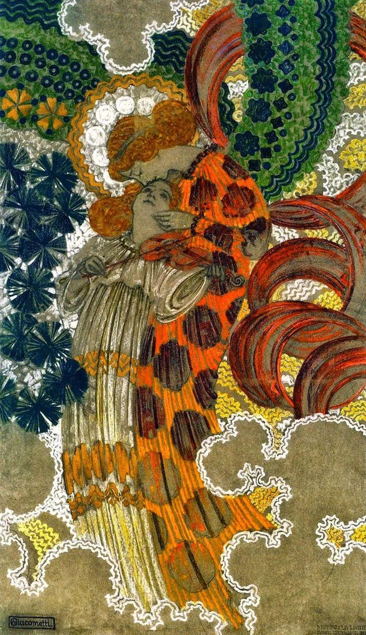 瑞士色彩大师,抽象艺术的先驱!插图57