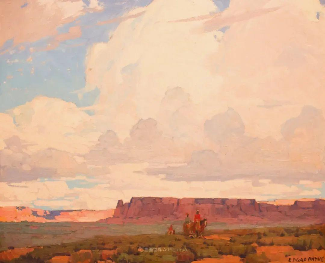大气的风景,他对构图和色彩有着非凡的眼光!插图73
