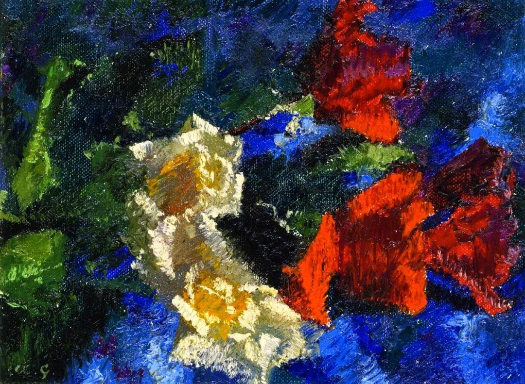 瑞士色彩大师,抽象艺术的先驱!插图35