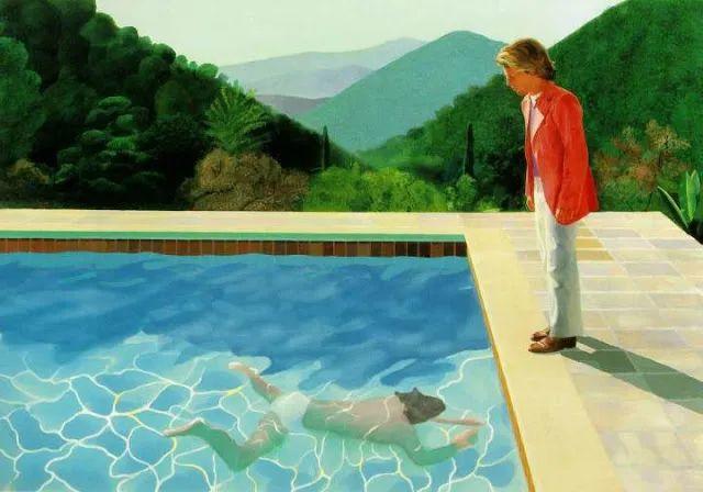 最著名的英国在世画家——大卫·霍克尼插图19
