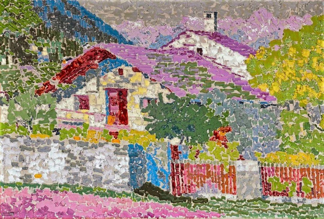 瑞士色彩大师,抽象艺术的先驱!插图9