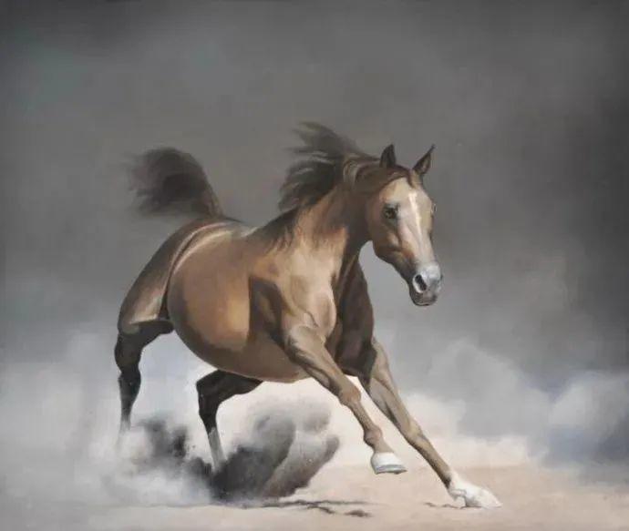 秘鲁自学成才艺术家的写实油画,展现着油画人物不同的美插图65