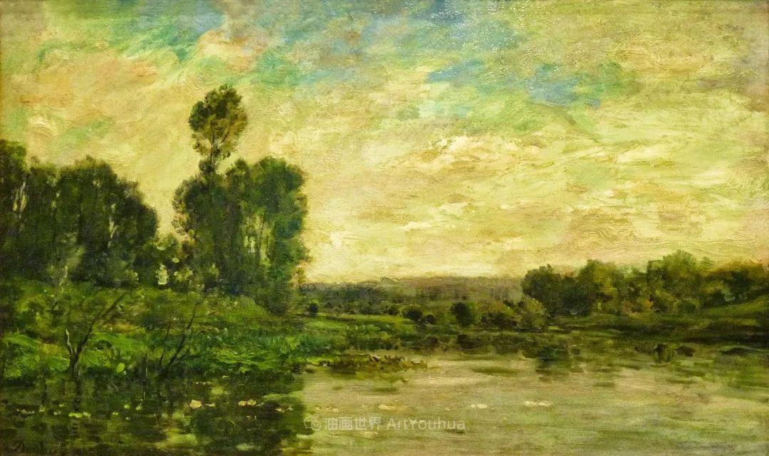 法国著名巴比松派风景画家——杜比尼插图139