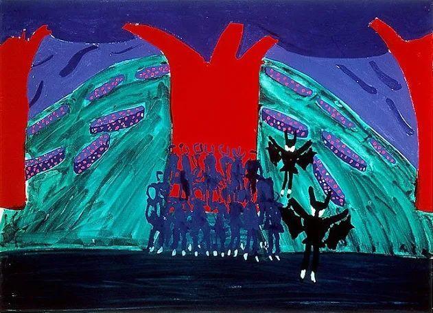 最著名的英国在世画家——大卫·霍克尼插图67