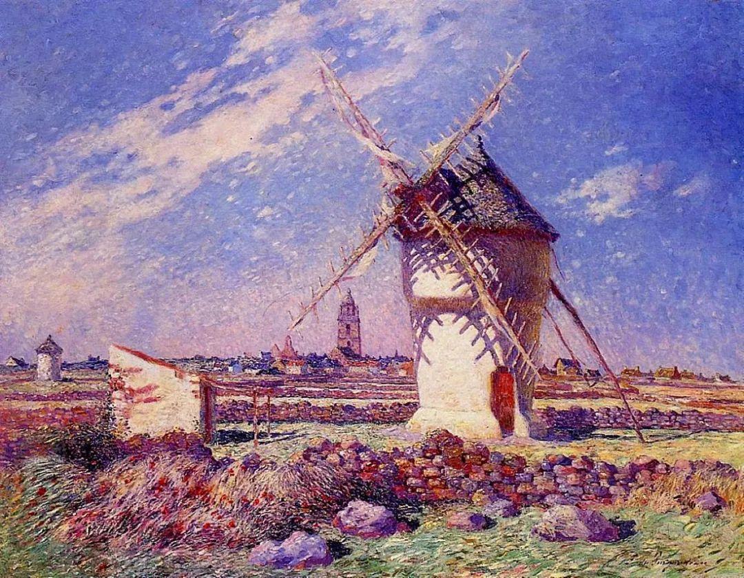 高更和德加的好友,法国画家费迪南德插图4