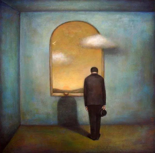 越南画家杜伊·怀恩的空灵绘画插图81