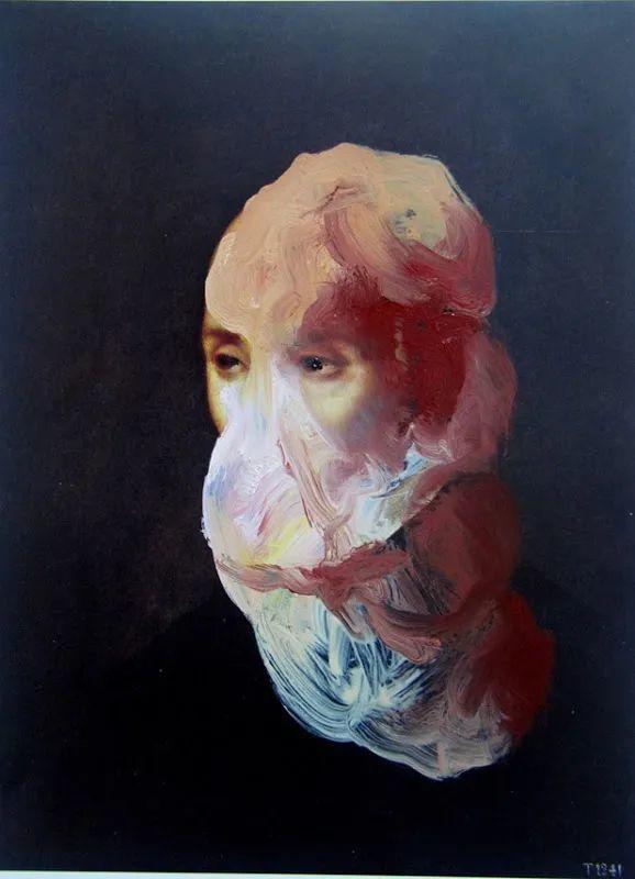 西班牙当代艺术家埃斯库比绘画作品欣赏插图