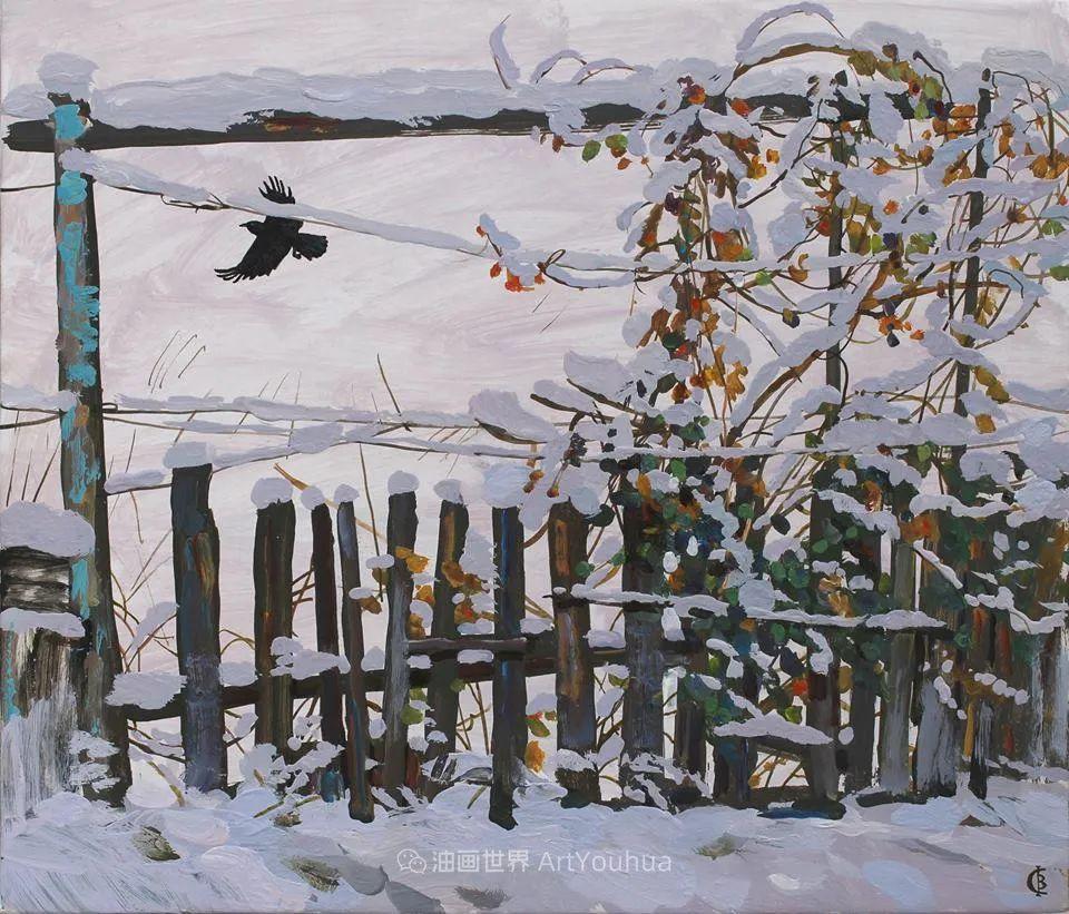 古典风格蛋彩画,俄罗斯画家弗拉基米尔·亚历山德罗维奇插图83
