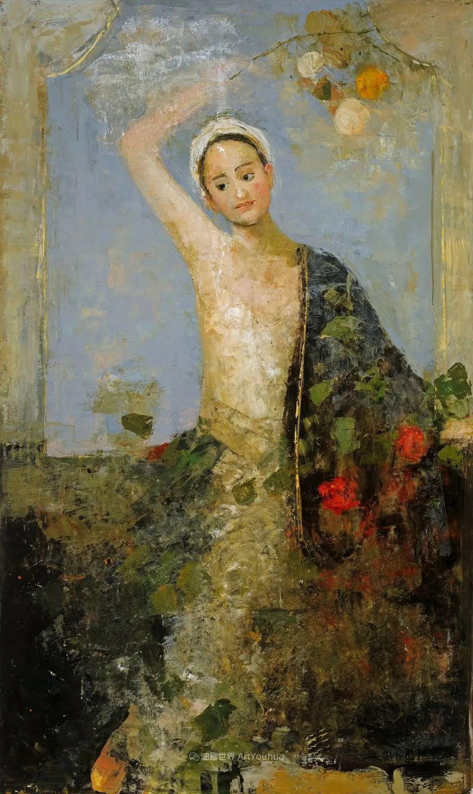 马耳他女画家 Goxwa Borg 戈克斯瓦·博格作品欣赏: 古典又现代!插图67