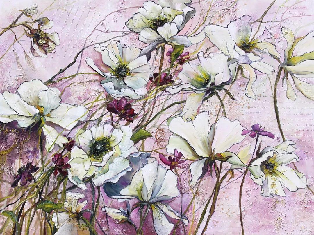 艺术家安娜的精美油画艺术作品欣赏插图37