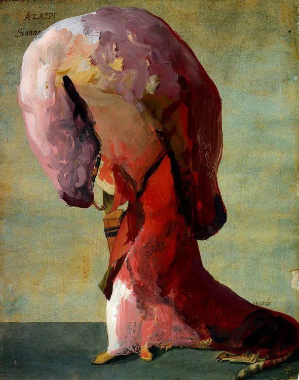 西班牙当代艺术家埃斯库比绘画作品欣赏插图18