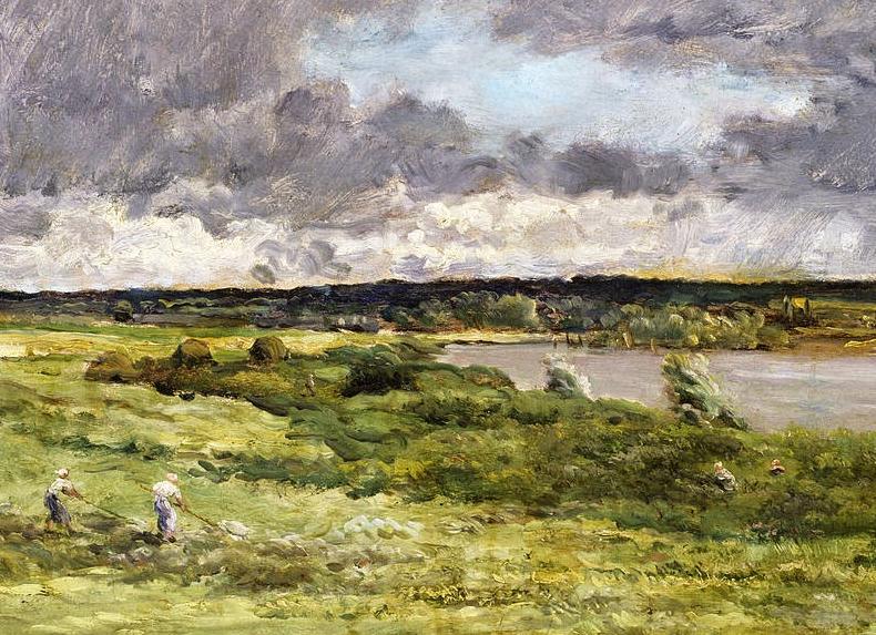 法国著名巴比松派风景画家——杜比尼插图49