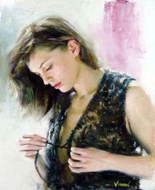 最富浪漫表现力的艺术家Vidan油画艺术作品插图75