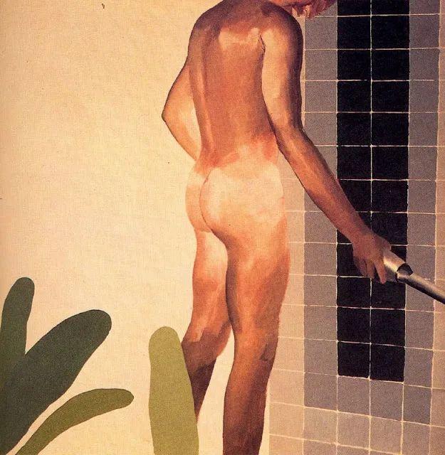 最著名的英国在世画家——大卫·霍克尼插图91