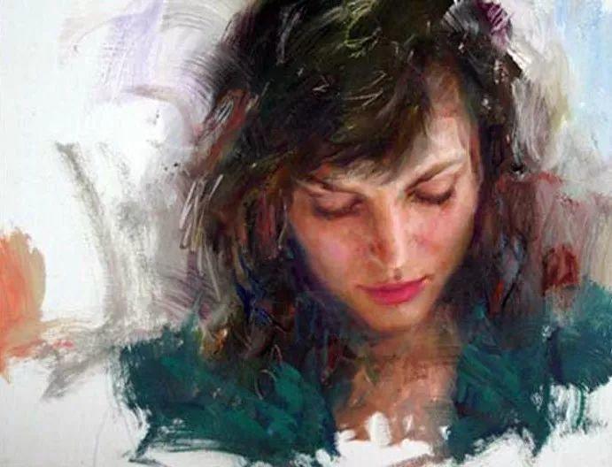 最富浪漫表现力的艺术家Vidan油画艺术作品插图25