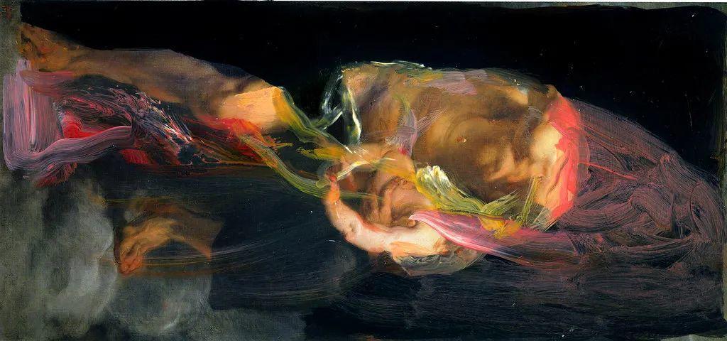 西班牙当代艺术家埃斯库比绘画作品欣赏插图13