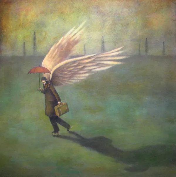 越南画家杜伊·怀恩的空灵绘画插图51