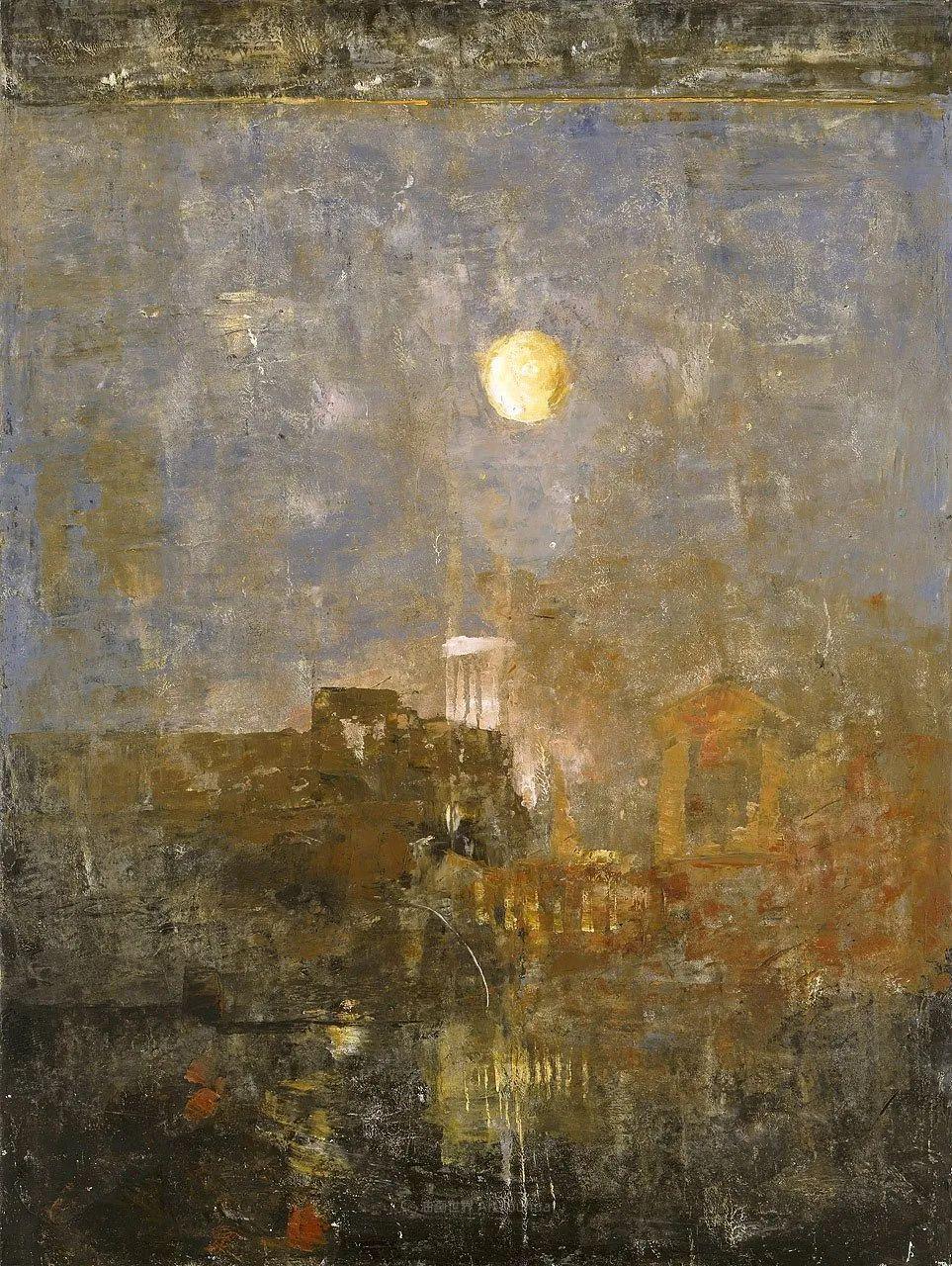 马耳他女画家 Goxwa Borg 戈克斯瓦·博格作品欣赏: 古典又现代!插图41