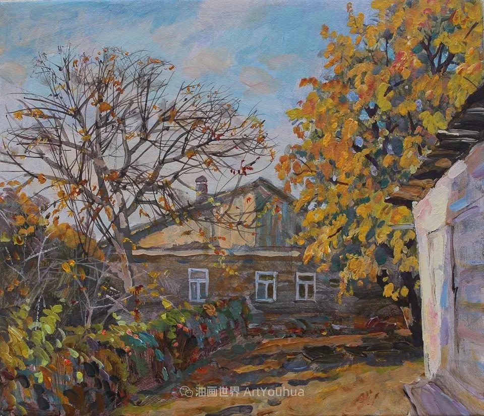 古典风格蛋彩画,俄罗斯画家弗拉基米尔·亚历山德罗维奇插图27