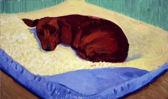 最著名的英国在世画家——大卫·霍克尼插图101