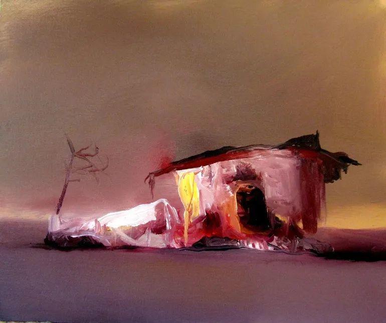 西班牙当代艺术家埃斯库比绘画作品欣赏插图43