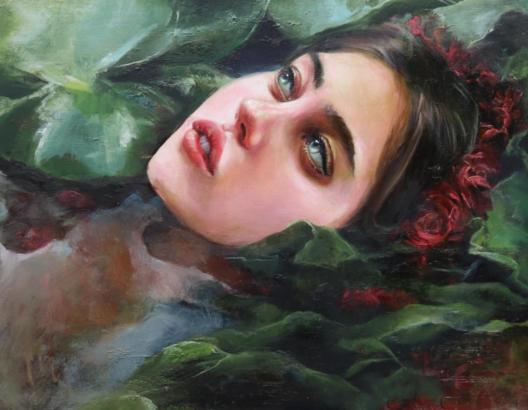 艺术家安娜的精美油画艺术作品欣赏插图13
