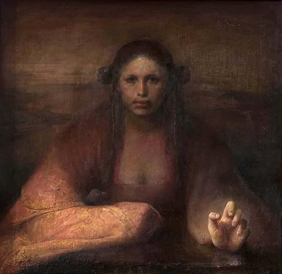 古典的技法,阴暗的色彩,浓厚的画面感插图41