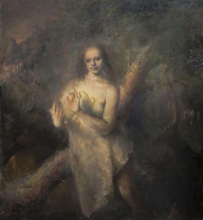 古典的技法,阴暗的色彩,浓厚的画面感插图44