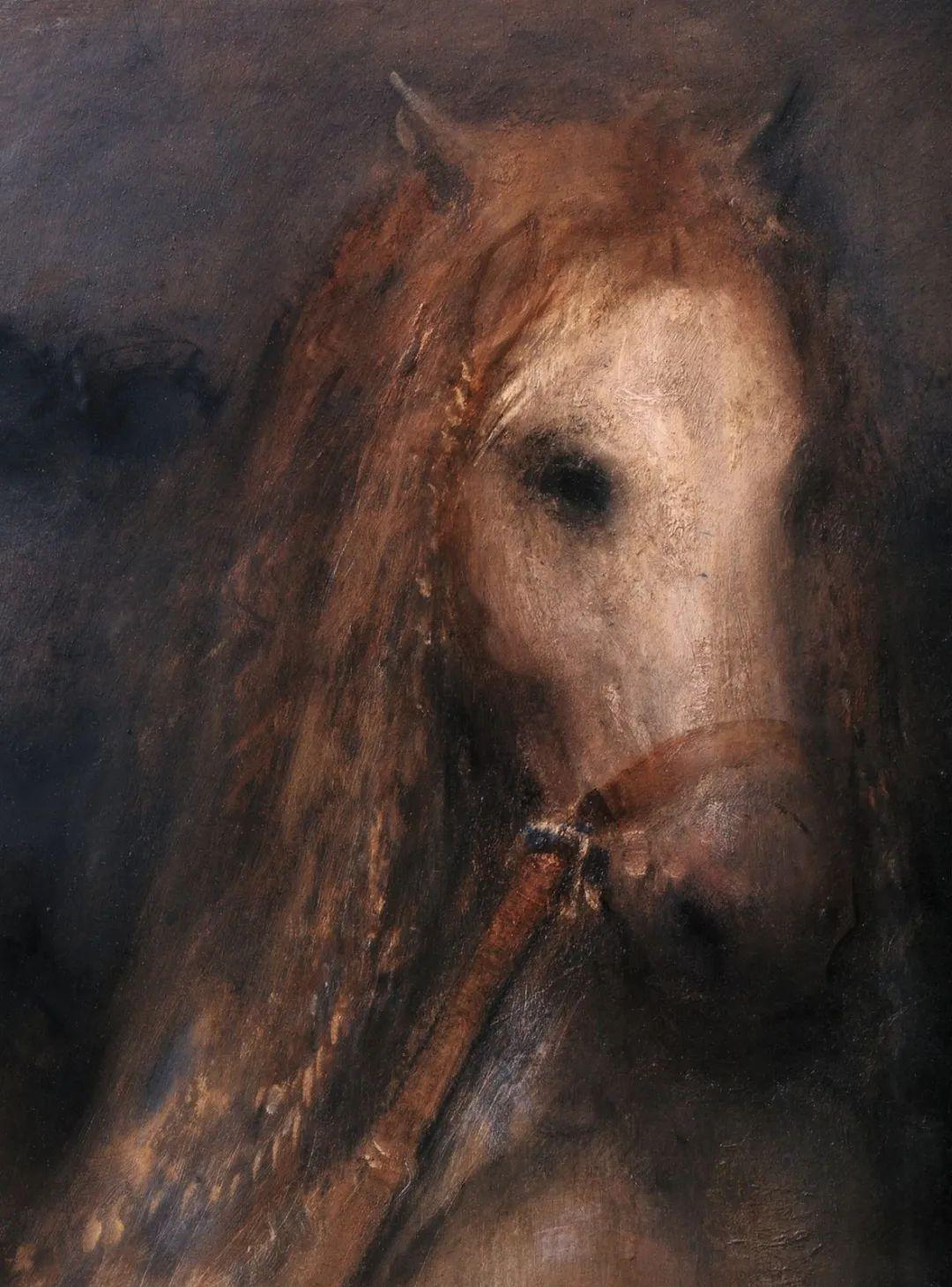 古典的技法,阴暗的色彩,浓厚的画面感插图52
