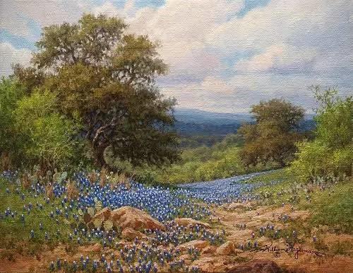 风景油画|细腻温暖插图5