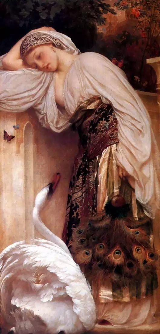 最美的古典油画人物插图10