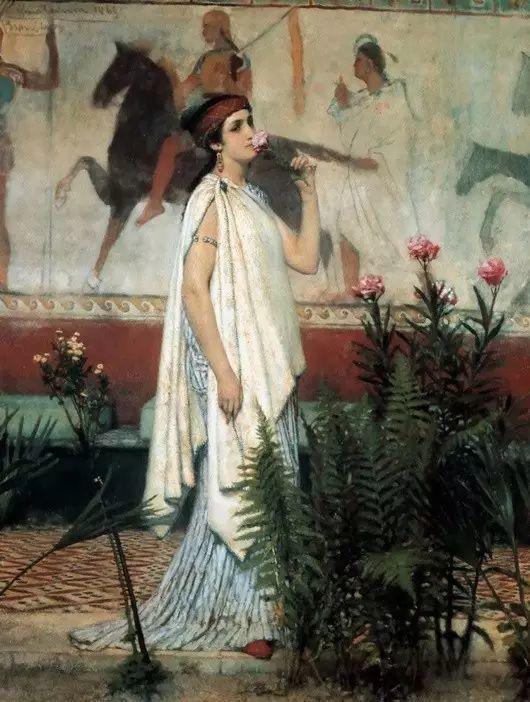 最美的古典油画人物插图12