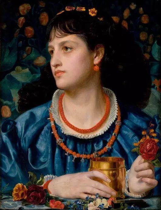最美的古典油画人物插图19