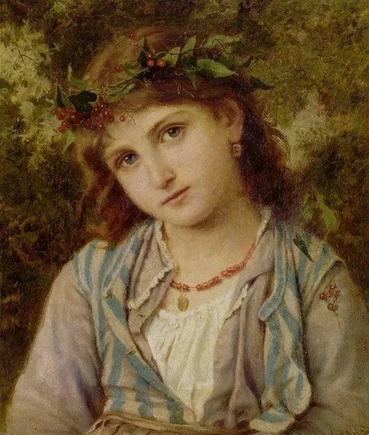 最美的古典油画人物插图33