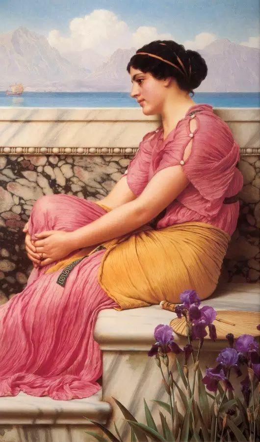 最美的古典油画人物插图61