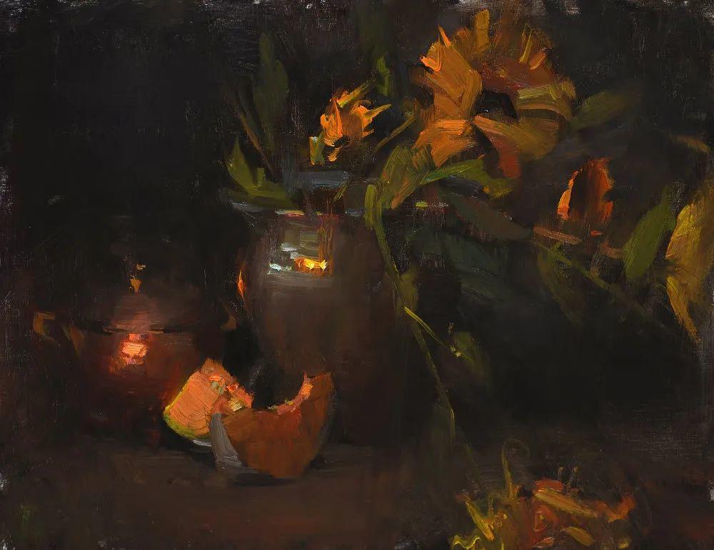 夸张的笔法,美国画家约翰·拉萨特四世插图25