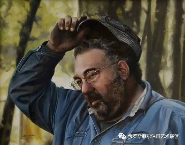 美国画家   李·奥尔本主题系列油画作品赏析插图3
