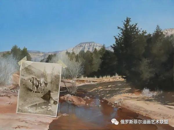 美国画家   李·奥尔本主题系列油画作品赏析插图17