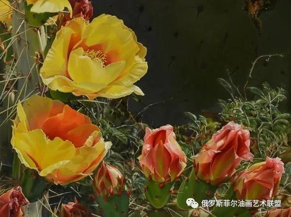 美国画家   李·奥尔本主题系列油画作品赏析插图31