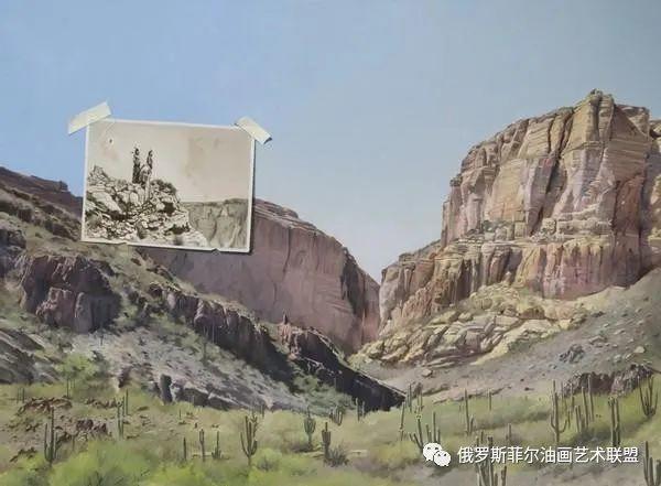 美国画家   李·奥尔本主题系列油画作品赏析插图41