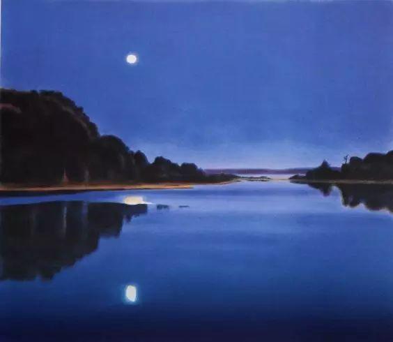 油画风景艺术,暴风雨来袭,美国画家April Gornik的风景画插图25