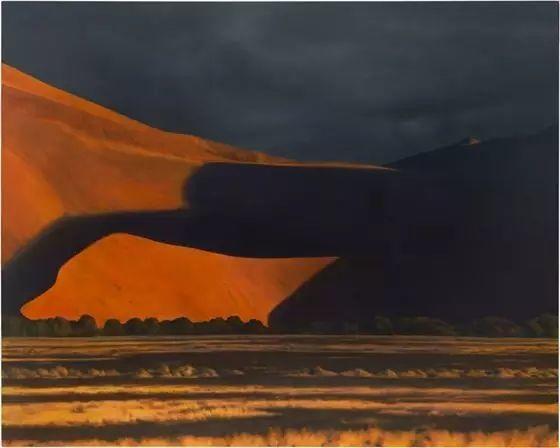 油画风景艺术,暴风雨来袭,美国画家April Gornik的风景画插图43