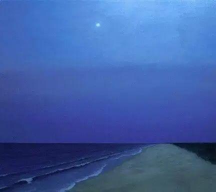 油画风景艺术,暴风雨来袭,美国画家April Gornik的风景画插图55
