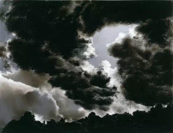 油画风景艺术,暴风雨来袭,美国画家April Gornik的风景画插图65